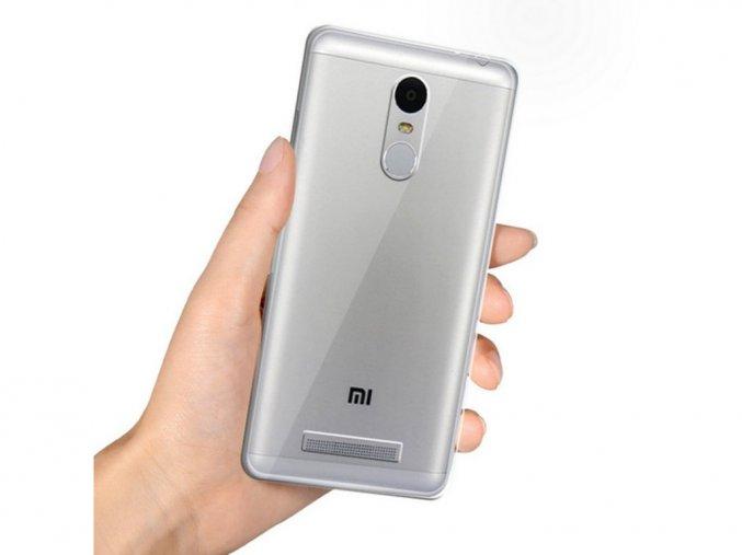 Ultratenké TPU pouzdro Xiaomi Mi A1