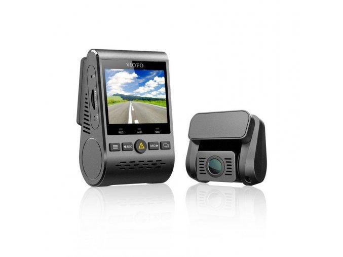 a129 duo dual channel 5ghz wi fi full hd dash camera