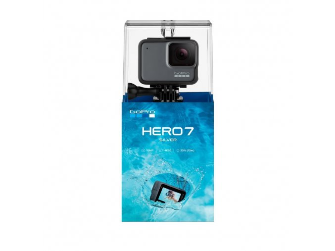 GoPro HERO 7 Silver balenie