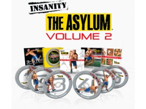 INSANITY: THE ASYLUM Volume 2