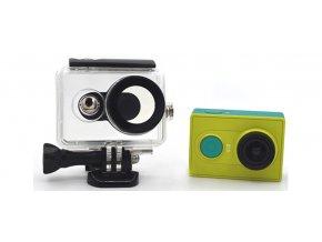 Vodotěsné pouzdro pro kamery Xiaomi™ Yi s velými tlačítky horní otvírání
