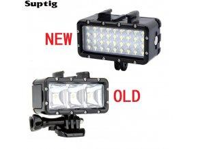 POV světlo SJCAM™ pro akční kamery vodotěsnost 30 metrů