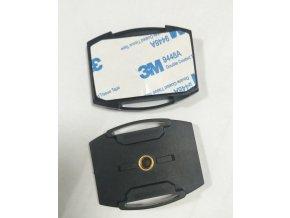 Originální Sjcam nalepovací držák s 3M samolepkou pro rovné povrchy pro Sjcam SJ4000, SJ5000, M10