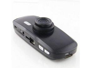 G1W-CB černá 2.7 palcové lcd 1080P/30 fps Full HD Autokamera