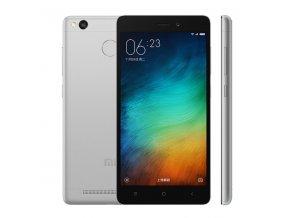 Xiaomi Redmi 3S Prime (3GB/32GB) - b20 Global s CZ LTE Černá - Podporuje CZ LTE na 800 Mhz!  + 900 Mhz s CZ MENU + Kvalitní sluchátka ZDARMA!