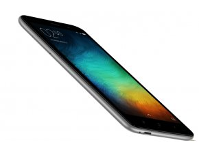Xiaomi Redmi Note 3 Pro 3GB/32GB Global Special Edition  - b20 Global s CZ LTE Černá - Podporuje CZ LTE na 800 Mhz + 900 MHZ S CZ MENU + ZDARMA TVRZENÉ / TEMPEROVANÉ 2,5D SKLO