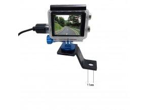 SJCAM™ profi kovový držák na motorku / na nádrž