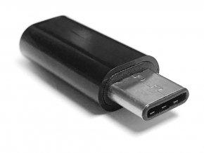 Micro USB na USB-C Adaptér