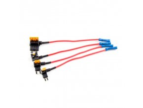 4pcs circuit fuse tap atc ats micro2 mini adapter holder (3)