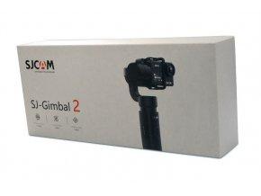 Repasovaný kus SJCAM SJ-Gimbal 2 : Tříosý Gyroskopický stabilizátor pro sportovní kamery gimbal
