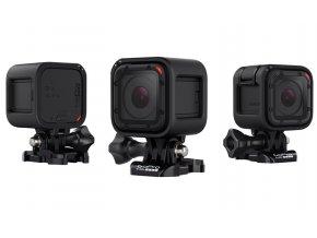 GoPro HERO4 SESSION kamera, černá, 74g, video max 1440p, 1080p, 8Mpix