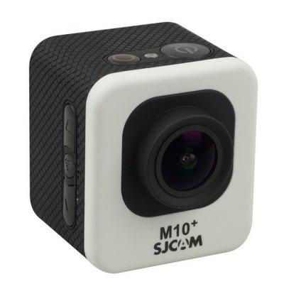 SJCAM M10 Plus sportovní kamera černá CZ menu Barva: Bílá