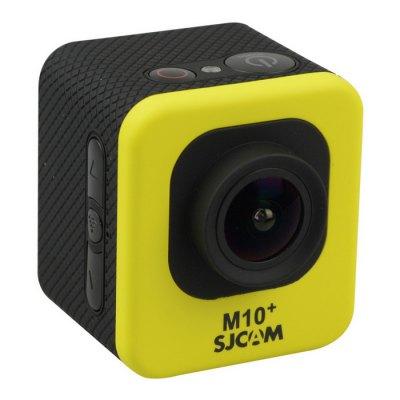 SJCAM M10 Plus sportovní kamera černá CZ menu Barva: Žlutá