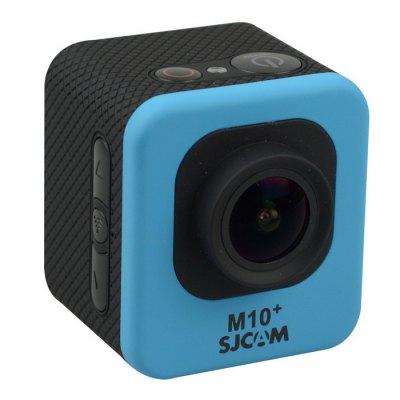 SJCAM M10 Plus sportovní kamera černá CZ menu Barva: Modrá