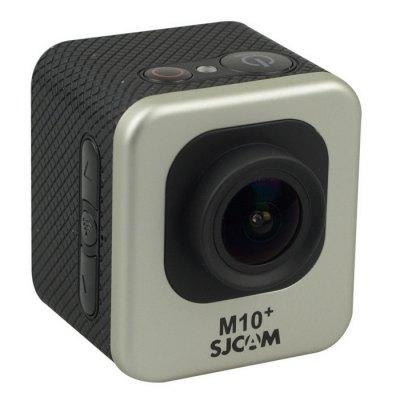 SJCAM M10 Plus sportovní kamera černá CZ menu Barva: Stříbrná
