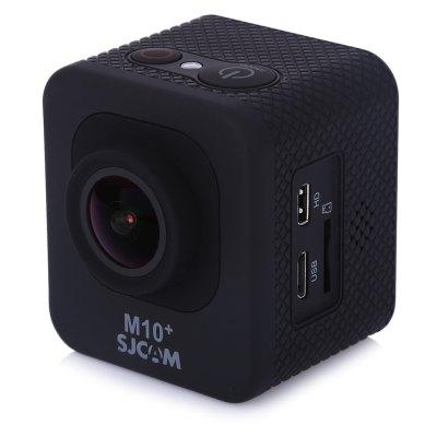 SJCAM M10 Plus sportovní kamera černá CZ menu Barva: Černá