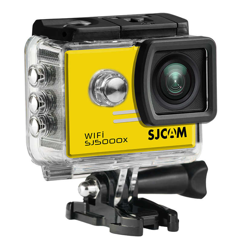 """sjcam sj5000X Elite 4K Gyro Wifi 2.0"""" sportovní kamera CZ MENU + ZDARMA GARANCE VYŘEŠENÍ REKLAMACE DO 24 HODIN + DRŽÁK NA HELMU 360 + Nejnovější…"""