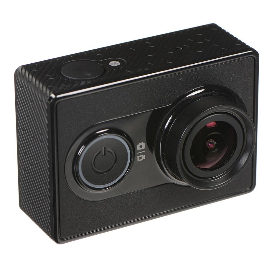 Sportovní kamera Xiaomi™ Yi (Xiaomi™ Yi, se záznamem 1080P Full HD) CZ Distribuce Barva: Černá