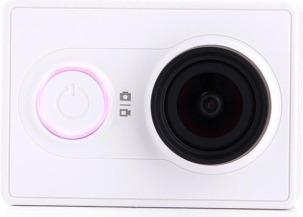 Sportovní kamera Xiaomi™ Yi (Xiaomi™ Yi, se záznamem 1080P Full HD) Barva: Bílá