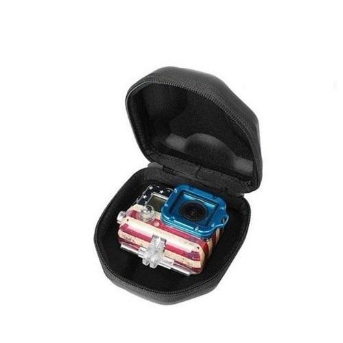 Nejmenší ochranné pouzdro pouze na kameru 10*7*5cm pro sportovní kamery např. gopro nebo sjcam