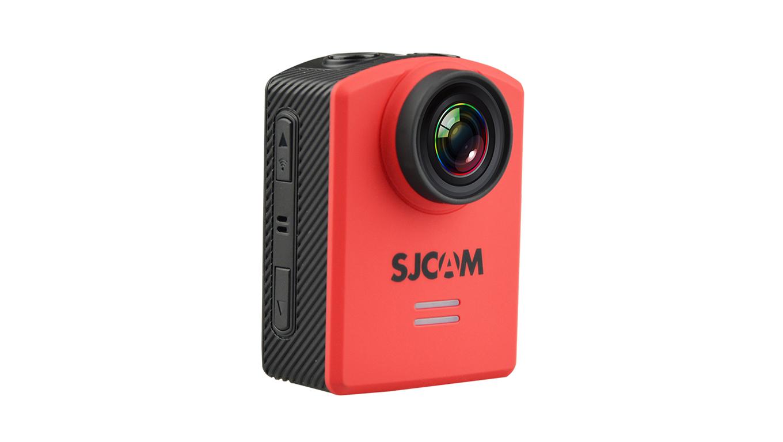 Originalní SJCAM M20 2160P Sportovní kamera , GARANCE VYŘEŠENÍ REKLAMACE DO 24 HODIN Barva: Červená