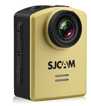 Originalní SJCAM M20 2160P Sportovní kamera , GARANCE VYŘEŠENÍ REKLAMACE DO 24 HODIN Barva: Zlatá