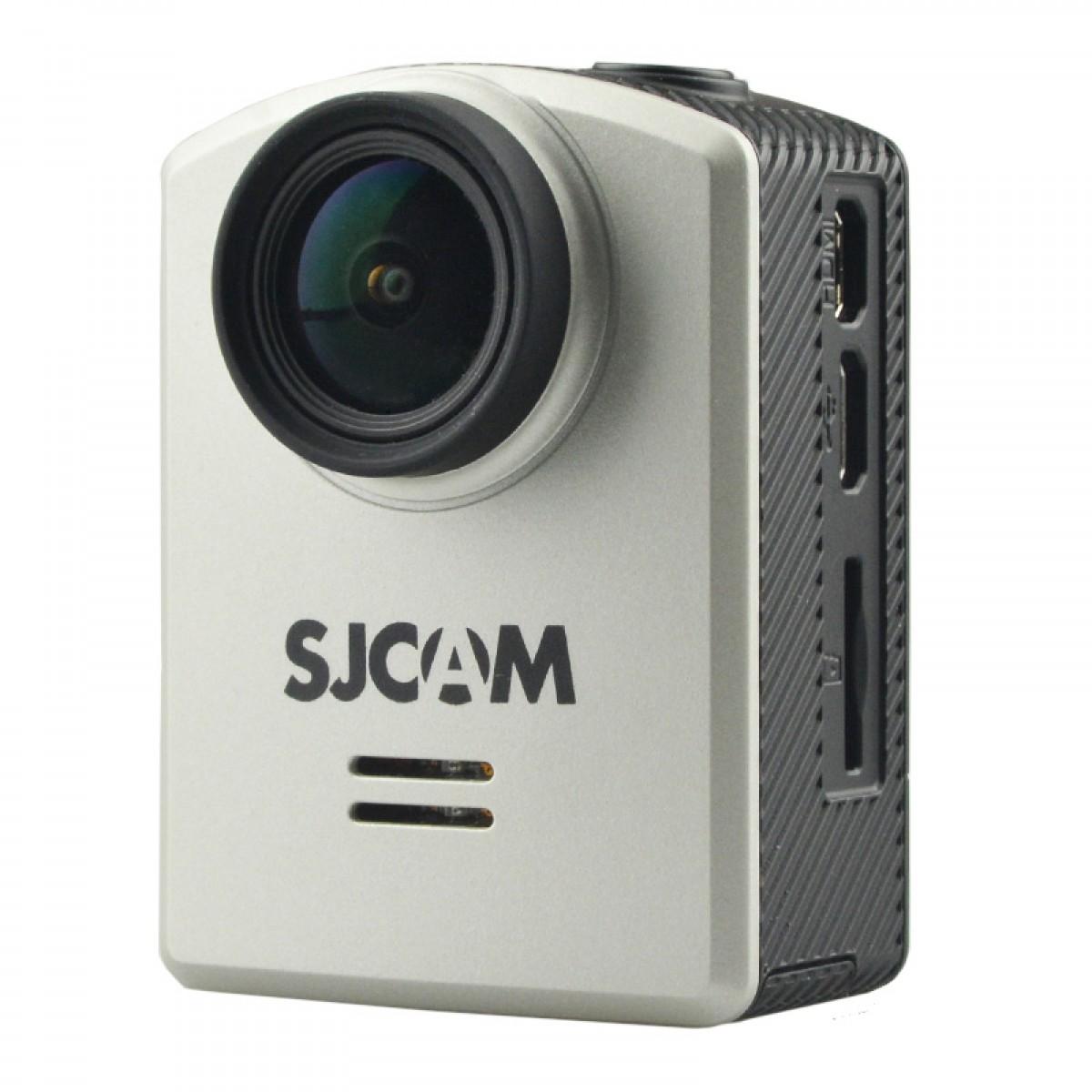Originalní SJCAM M20 2160P Sportovní kamera , GARANCE VYŘEŠENÍ REKLAMACE DO 24 HODIN Barva: Stříbrná
