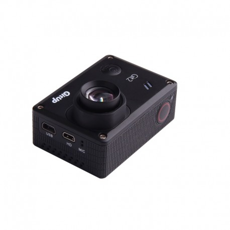Sportovní kamera GitUp™ GIT2 s F2.8 4.35mm 16M, FOV 90° , 13G čočky ZDARMA GARANCE VYŘEŠENÍ REKLAMACE DO 24 HODIN varianty: Kamera + pouze vodotěsné…