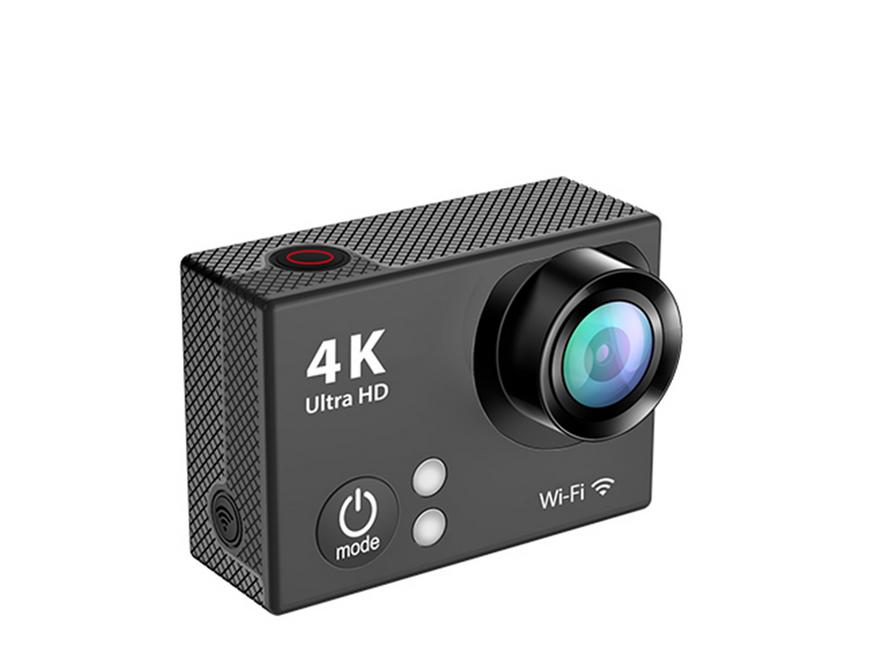 EKEN H9 Plus HD 4K Sportovní kamera s ČESKÝM MENU Barva: Černá