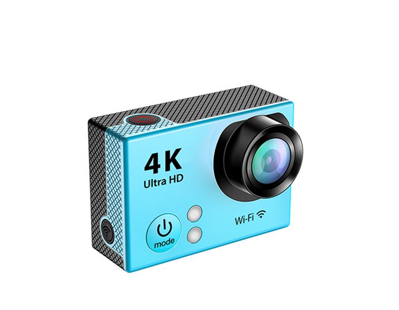 EKEN H9 Plus HD 4K Sportovní kamera s ČESKÝM MENU Barva: Modrá