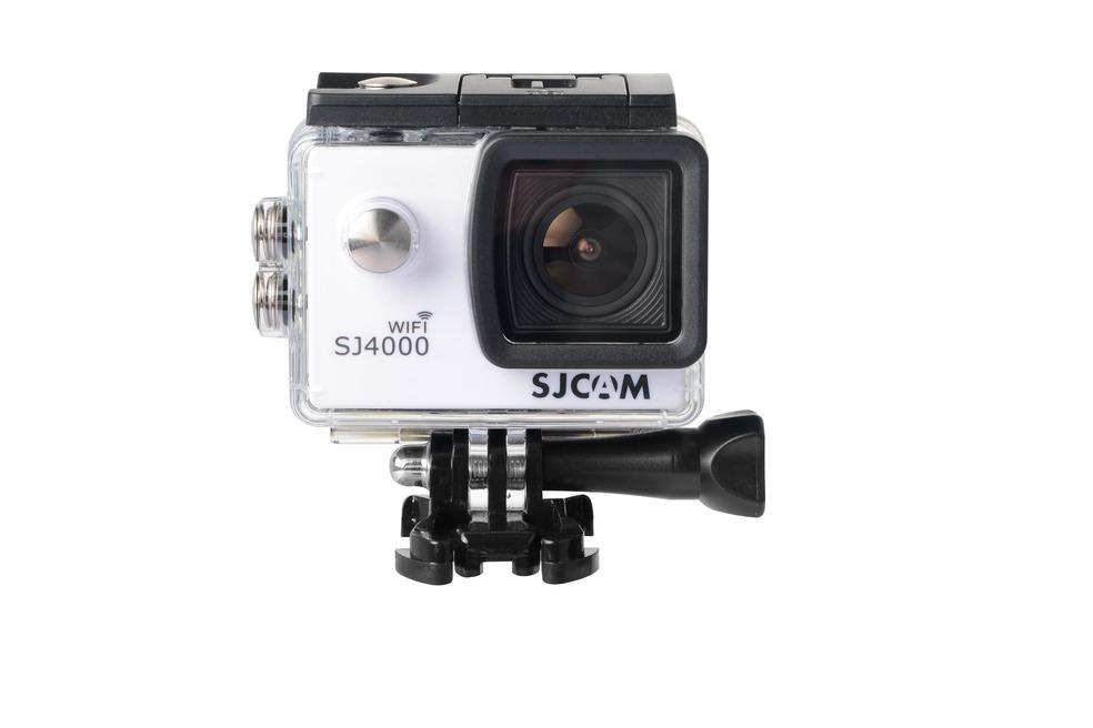 SJCAM SJ4000 WiFi CZ MENU Barva: Bílá