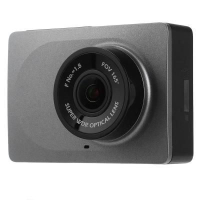 Xiaomi Yi Dashbord Camera Grey / Šedá autokamera od Xiaomi™, FullHD 1080p/60fps , CZ MENU