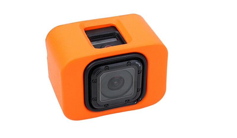 Plovák pro GoPro Hero 4 Session Barva: Oranžová
