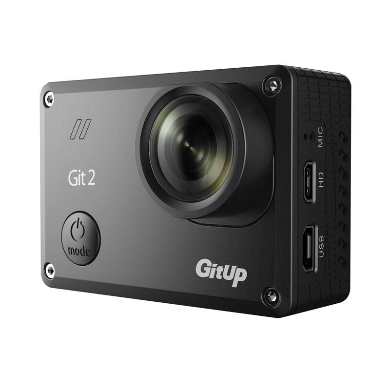 Sportovní kamera GitUp™ GIT2 Standard balení, OFICIÁLNÍ DISTRIBUCE! S ČESKÝM MENU ZDARMA 3 ROKY ZÁRUKA A GARANCE VYŘEŠENÍ REKLAMACE DO 24 HODIN
