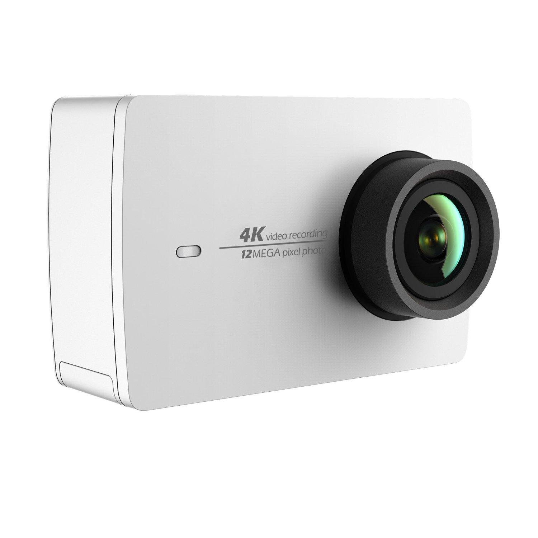 Xiaomi Yi 4K action Camera Xiaomi Yi 2 Anglické menu Barva: Bílá