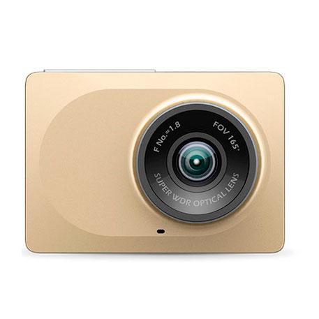 Xiaomi Yi Dashboard Camera Gold / Zlatá autokamera od Xiaomi™, FullHD 1080p/60fps , CZ MENU