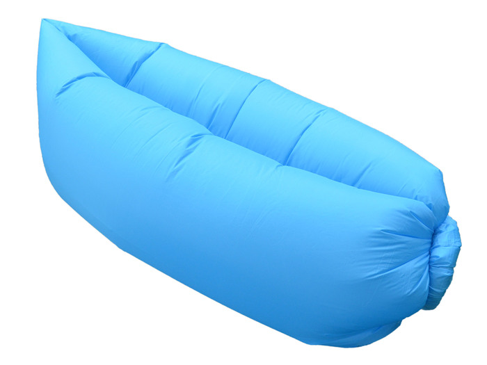 Nafukovací sedací vak Barva: Modrá