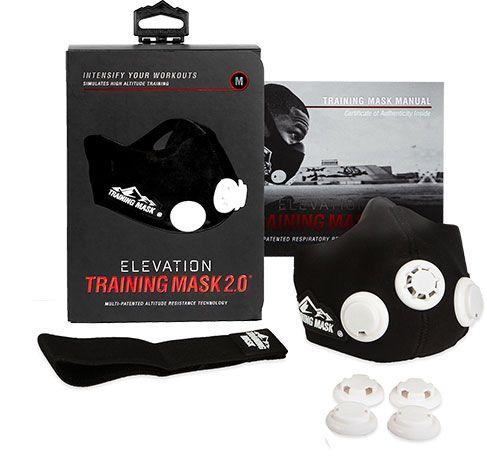 Elevation Training Mask 2016 Velikost: M 68-112kg