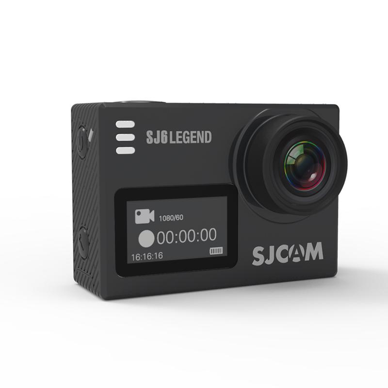 Originalní SJCAM SJ6 LEGEND Sportovní kamera - černá