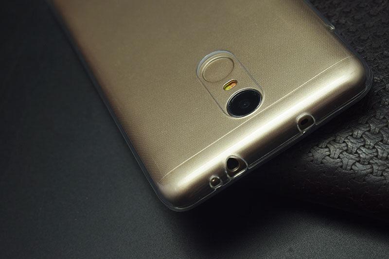 Ultratenké TPU pouzdro Xiaomi Redmi Note 3 Special edition