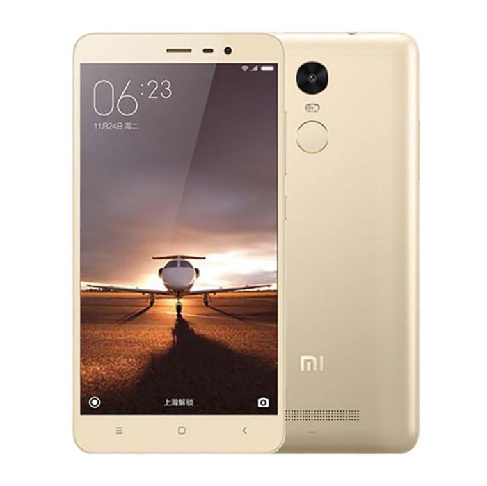 Xiaomi Redmi Note 3 Pro 3GB/32GB Global Special Edition Gold/ Zlatá - b20 - Podporuje CZ LTE na 800 Mhz + 900 MHZ S CZ MENU