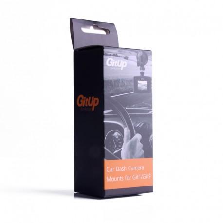 Nalepovací a přísavný držák na sklo pro kamery GitUp™ do auta - CAR KIT