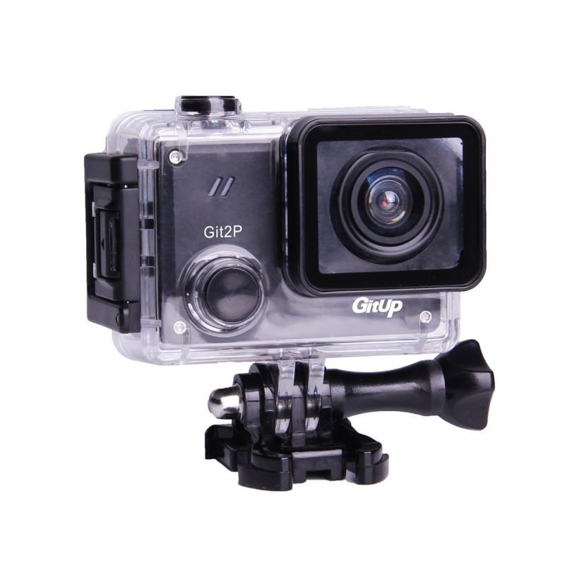 GitUp Git2P Panasonic Sensor 2160P 90° FOV varianty: Kamera s Pro packing balením