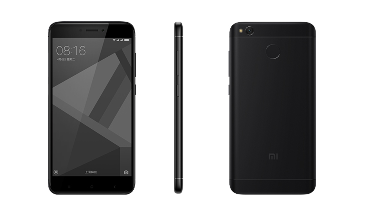 Xiaomi Redmi 4X (3GB/32GB) - b20 Global s CZ LTE Černá - Podporuje CZ LTE na 800 Mhz!