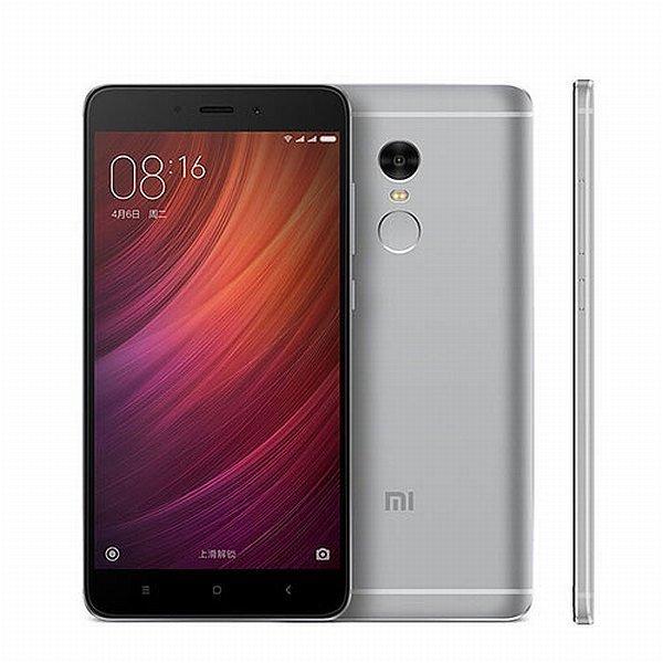 Xiaomi Redmi Note 4 4GB/64GB Global Grey /Šedá PODPORUJE CZ LTE NA 800 MHZ + 900 MHZ S CZ MENU + ZDARMA Xiaomi MiKey
