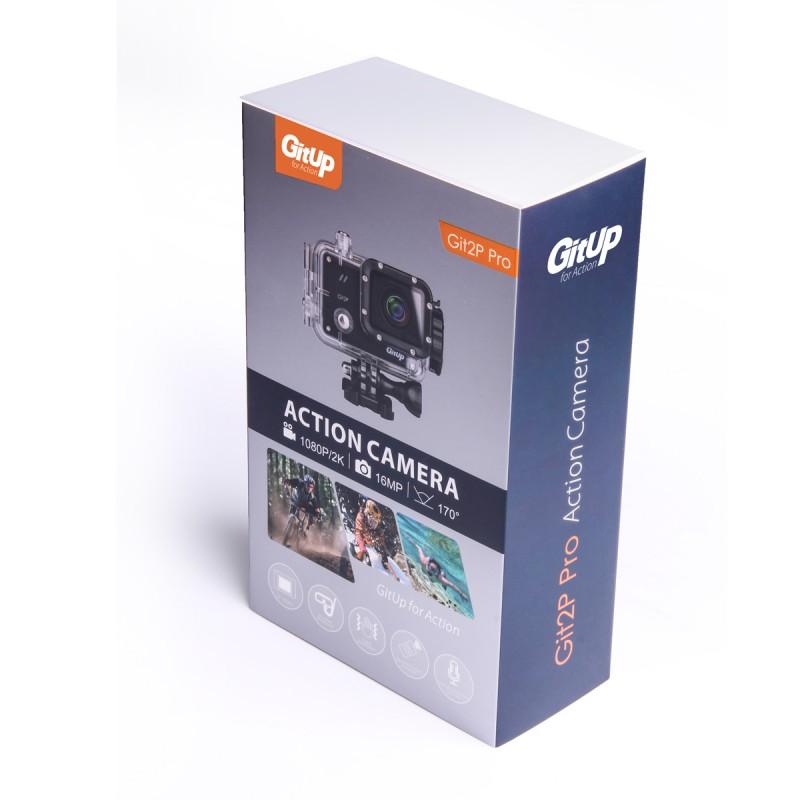 GitUp Git2P Panasonic Sensor 2160P 170° FOV Pro packing balení