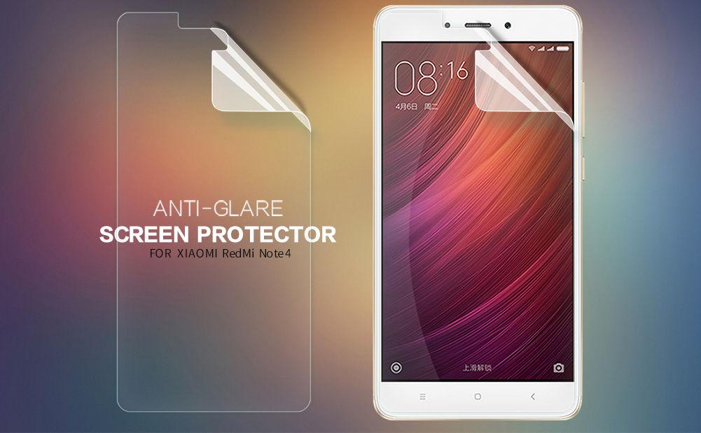 Nillkin Matná folie na displej pro Xiaomi Redmi Note 4