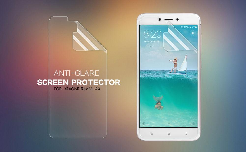 Matná folie na displej pro Xiaomi Redmi 4X