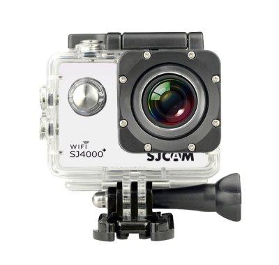 Sportovní kamera SJCAM™ SJ4000 PLUS CZ MENU Barva: Bílá