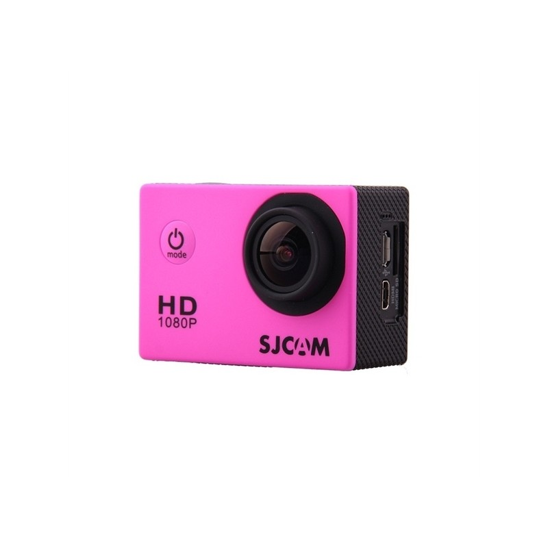 SJCAM SJ4000 CZ MENU Barva: Růžová
